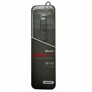 RB-T15 Bluetooth гарнитура   BUSINESS HD VOICE BLUETOOTH HEADSET  REMAX