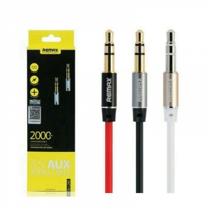 RL-L200  3.5AUX AUDIO CABLE 2м REMAX