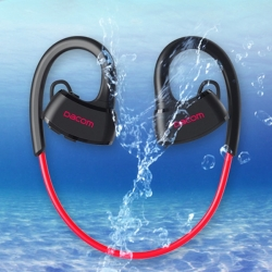 IPX7 (P10)Flying Fish MP3 Waterproof Bluetooth Headset DACOM наушники для плавания