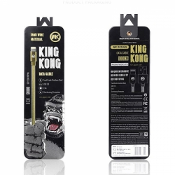 WDC-013M USB кабель д\Android 1м KING KONG WK