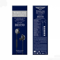 BD350 WIRELESS HEADSET Наушники Bluetooth WK DESIGN
