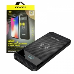 P55K AWEI Power Bank Cager 10000mAh